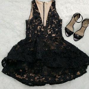 Luxxel Black cocktail dress